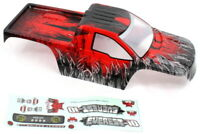 Redcat Racing R180-R 1/10 Rock Crawler Body Red EVEREST-10 R180-R