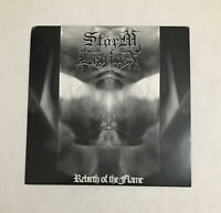 Storm Legion Rebirth Of The Flame Ep Black Metal Portugal 2002 Release