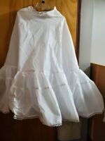 Davids Bridal Crinoline Petticoat Slip Prom Wedding Dress Style 603 size 14