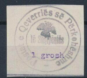 [34309] Albania 1913 Good stamp Very Fine Mint no gum