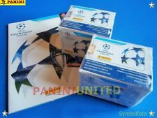 Panini★CHAMPIONS LEAGUE 2012/13★2x Box/Display OVP/sealed +Leeralbum/empty album