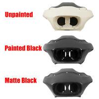 Unpainted/Matte/Black Inner & Outer Fairings For Harley Touring Road Glide 98-13
