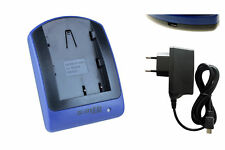 Cargador de red (USB) EN-EL3e ENEL3e para Nikon D80 D90 D200 D300 D300S D700