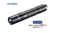 Jetbeam BC20-GT CREE XP-L HI 1080 Lumens USB Rechargeable Flashlight Torch