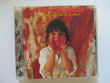 Television Personalities – Yes Darling, But Is It Art? - 1995 UK CD - FLIPCD001