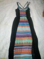 Bnwt Primark Atmosphere Ladies Long Summer Dress Size Uk 8