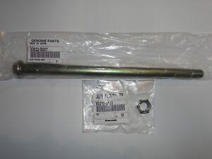 Swingarm Swing Arm Pivot Bolt Nut OEM LTZ400 KFX400 LTZ KFX DVX 400 LT Z400