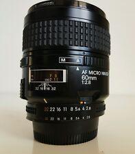 Nikon 60mm f/2.8 Micro-NIKKOR AF