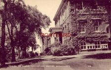 """1951ON CAMPUS, TUFTS COLLEGE MEDFORD, MASS. """" a mad whirl, Frat parties, dances"""""""