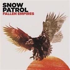 SNOW PATROL Fallen Empires CD NEW