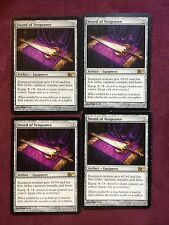 X4 Sword of Vengeance   MTG Magic   (see scan)