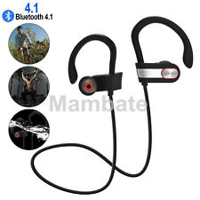 Bluetooth Sport Earphone Wireless Stereo Headset Noise Cancelling Earbuds In-Ear