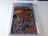 BRAVE AND THE BOLD 61 CGC 7.0 ORIGIN BLACK CANARY STARMAN 1ST SA MIST DC COMICS