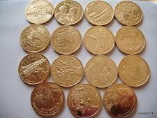 Poland 2 ZL Complete Set 15 Coins 2012 NG (Billig)
