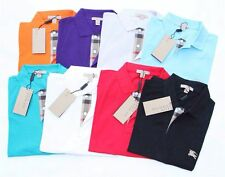 Burberry Men Polo Tee