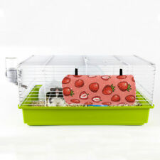 1pc Winter Rat Bed Hamster Hammock Pet Tunnel Pet Sleeping Bed for Shop Home
