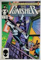 Punisher 1  ~  Unlimited Series  ~  9.2-9.4  ~  White Pages