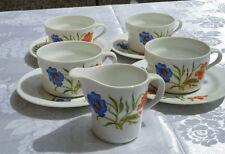 Richard GINORI Set Tazze da THE Caraffa Porcellana Ceramica Made in Italy Caffe