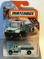 NEW 2018 Matchbox Freightliner M2 106 61/125 MBX Off-Road 2/20 Turquoise