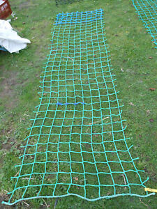 10x 2ft Strong cargo rope scramble net 4tree house play set swing climbing frame