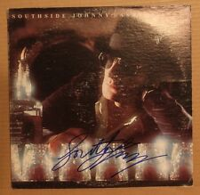 SOUTHSIDE JOHNNY I DONT WANT TO GO HOME SIGNED AUTOGRAPHED LP RECORD ALBUM