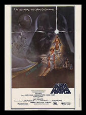 """☆ MINT/ROLLED! ☆ Star Wars Style """"A"""" 30x40 ☆ Theater Lobby Display Movie Poster!"""