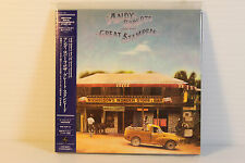 ANDY ROBERTS AND THE GREAT STAMPEDE ~ JAPAN MINI LP CD ~ EXTREMELY RARE, OOP