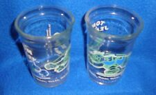 1991 Lot of (2) Tom & Jerry Welch's Glasses Great Condition