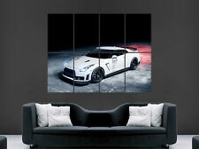 NISSAN  CAR RACING TUNED POSTER WALL PRINT LARGE GIANT