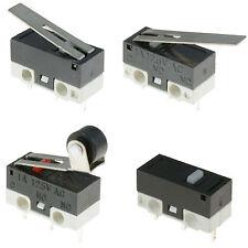 5 x Ultra Mini Microswitch SPDT Sub Miniature Micro Switch