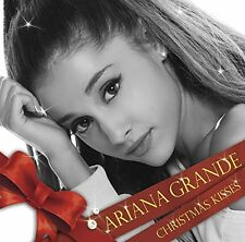 CHRISTMAS KISSES [Audio CD] Ariana Grande