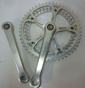 PEDALIER CAMPAGNOLO SUPER RECORD 172.5mm 50/42T CHAINSET