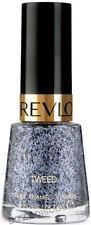 14.7ml Bar Glitter Blue Colour NAIL LACQUER Varnish Polish   TWEED MINI