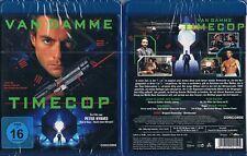 TIMECOP --- Blu-ray --- Jean-Claude Van Damme --- Uncut --- Neu & OVP ---