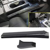 14-17 Toyota Tundra Tailgate Carbon Fiber Lettering Insert 00016-34059