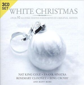 White Christmas [Legacy] by Various Artists (CD, Sep-2008, 3 Discs, Legacy)