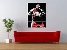 FRACTAL LIGHT BASKETBALL LEBRON JAMES NBA GIANT ART PRINT PANEL POSTER NOR0172