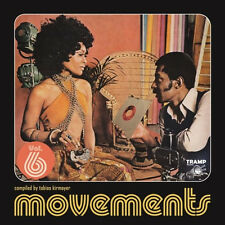 V/a - Movements Vol. 6 ( Soul &  Funk )   New cd  2014