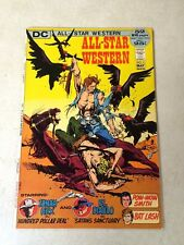 ALL STAR WESTERN #11 KEY ISSUE, 2ND JONAH HEX, 1ST COVER, 1972, VF/NM
