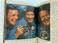 1969 First Explorers to Moon WITH RECORDING National Geographic NASA APOLLO 11