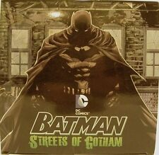HeroClix sealed Display Box ~ BATMAN STREETS OF GOTHAM ~ Booster brick x 4