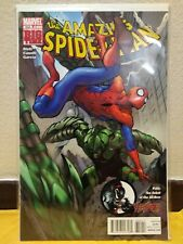 Amazing Spiderman 654, 2011 (First Appearance Of Agent Venom) 10.0 GM