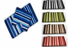 Unbranded Striped Bath Mats
