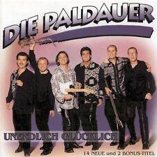 Die Paldauer - Unendlich Glücklich / KOCH RECORDS CD 1996