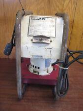 ENERPAC MODEL EEJ221 HUSH-PUP ELECTRIC TWO WAY HYDRAULIC PUMP 10,000psi