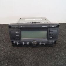 Skoda Octavia 1Z Radio CD-Player Hauptgerät 1Z0035161C 2008