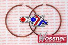 Wossner 54.00mm Piston Rings (x2) RDB5400 YZ125 RM125 KX125 RS125 CR125