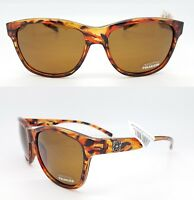 NEW Suncloud sunglasses Pageant Tortoise Brown Polarized Unisex Medium fit tort