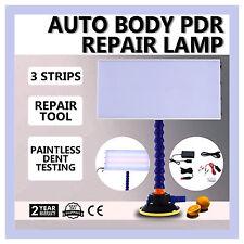 PDR 3 LED Ausbeullampe Dellenlampe Ausbeulwerkzeug Dellenentfernung Hagel Set