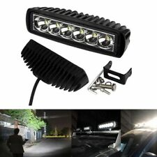 18W  Flood Lamp LED Work Light Bar Reversing Auto Bulb for Off Road Jeep SUV 4WD